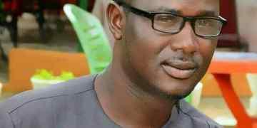 Chairman of the Volta Regional Boxing Federation, Foster Enam Dagadu