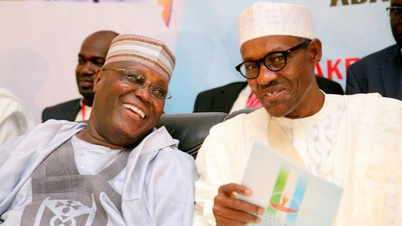 Nigeria Election: How Buhari, Atiku performed in 32 States