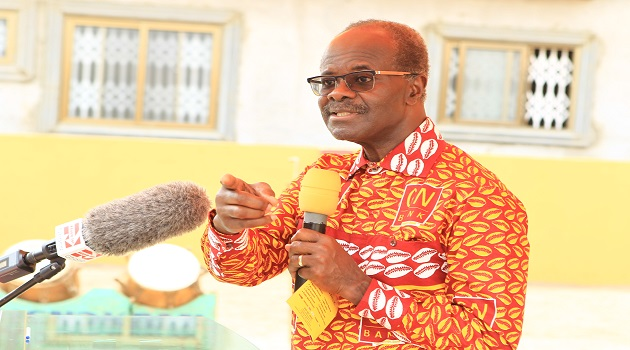 Dr. Papa Nduom writes: THE WRONG WE DID? OUR STORY