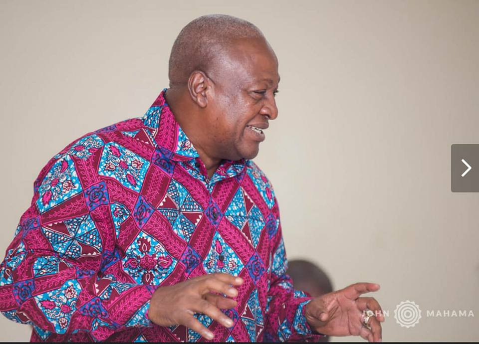 Profile of John Mahama