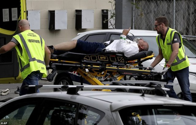 49 dead in New Zealand mosque attacks