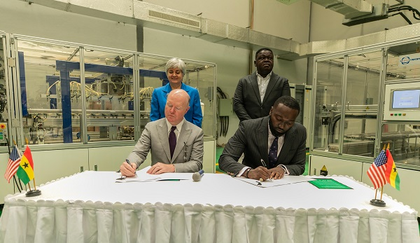 USA and Ghana partner for Solar Energy production