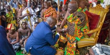Vicd President and Okyehene