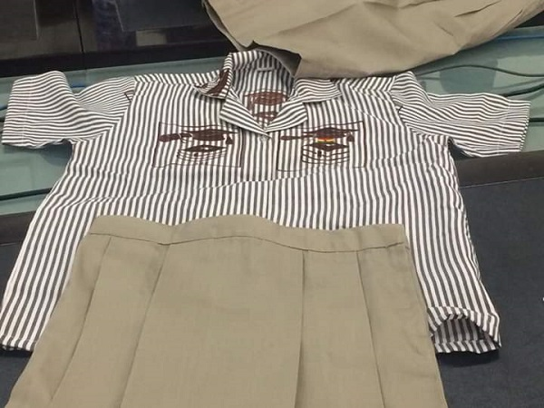 GES introduces new school uniform for JHS students