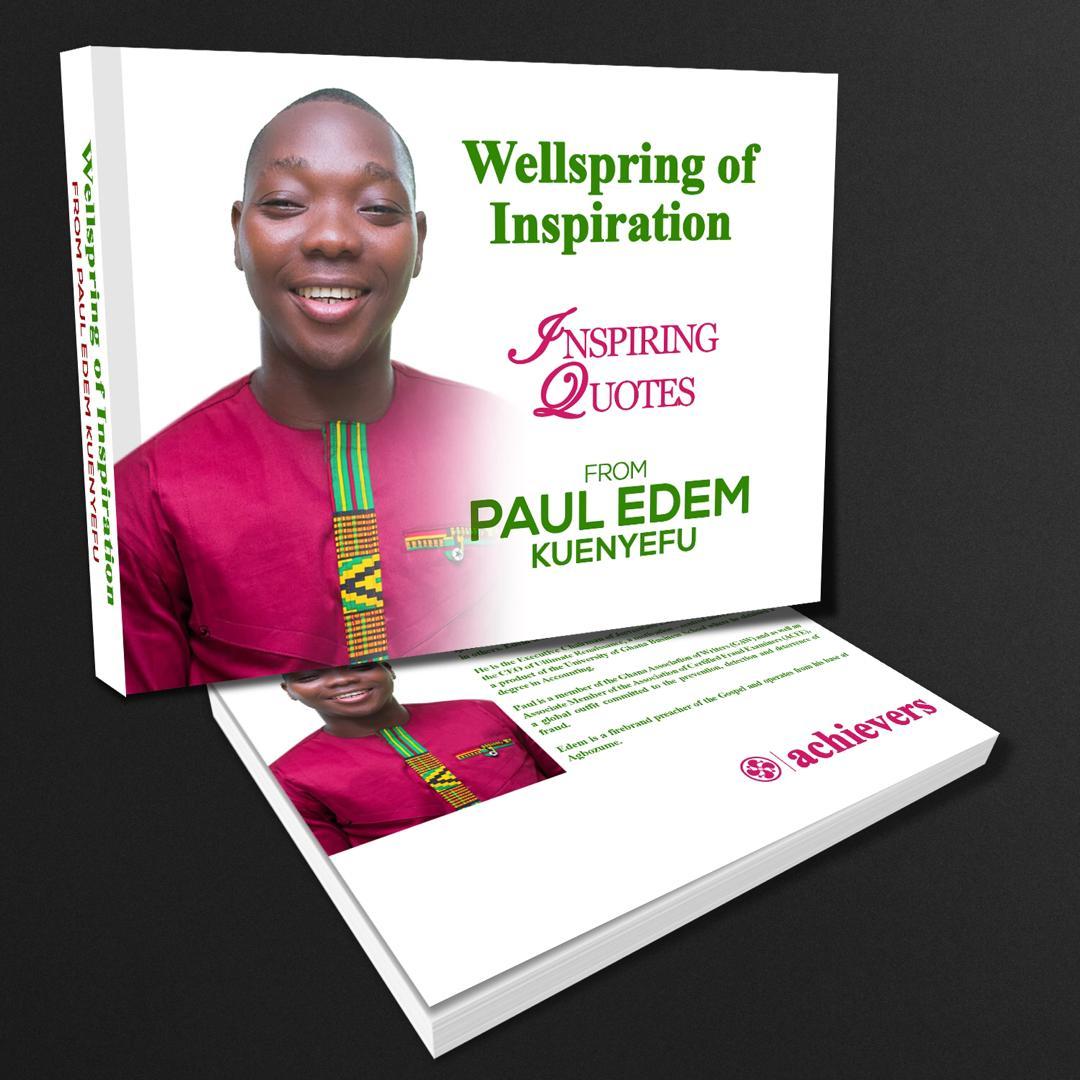 Author Kuenyefu launches five inspirational books at Agbozume