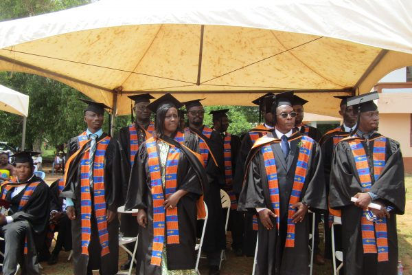 Good News Theological Seminary holds 19th graduation; calls on pastors to 'flee' from 'materialism'