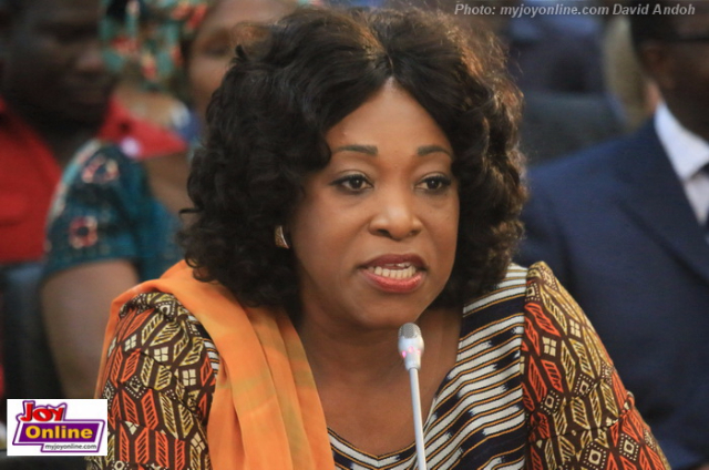 Murder of 44 Ghanaians: We're disappointment in Ayorkor Botchwey's comment