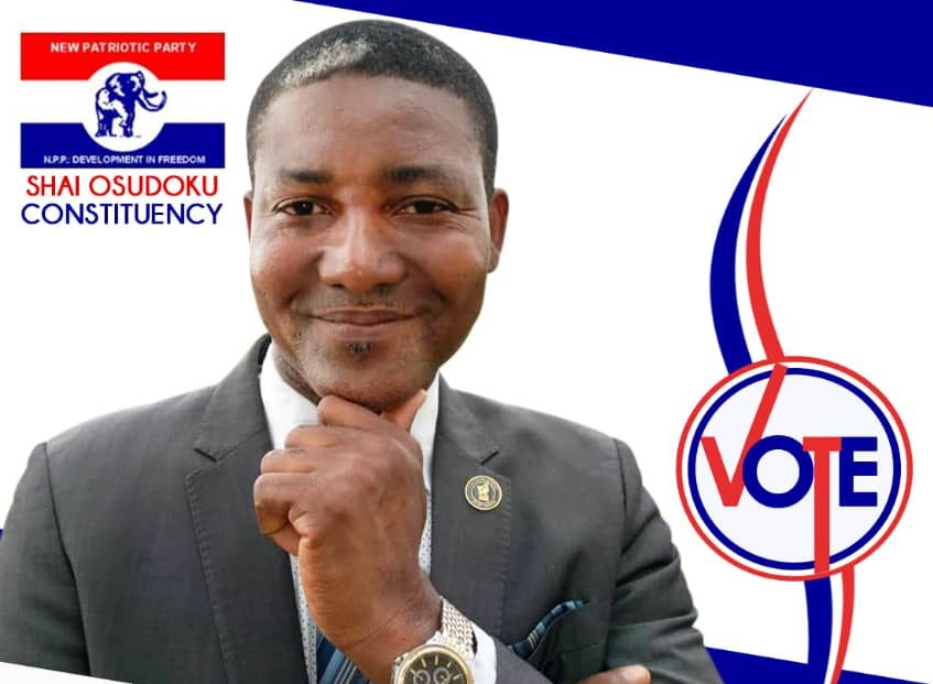 Elder Noah to contest Shai Osudoku NPP Primaries