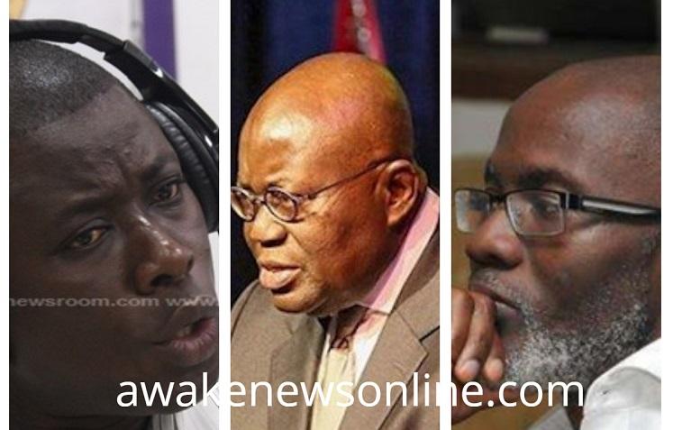 Your uncle we elected is FAKE – Elikem Kotoko replies Otchere-Darko