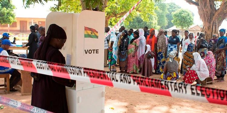 Ghana: Election Day
