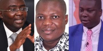 Dr. Bawumia, Prof. Gatsi, Dr. Boako