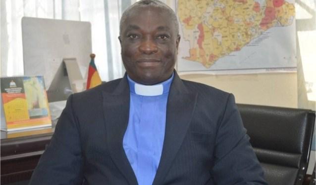 Rev. Emmanuel T. Barrigah