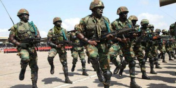 Ghana Armed Forces Recruitment 2021