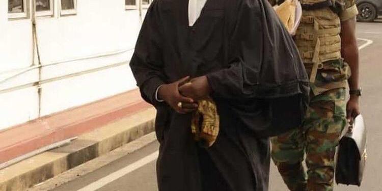 Lawyer Frank Davies