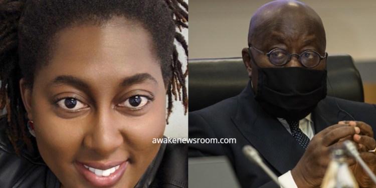 Dela Sikadzi and Nana Addo