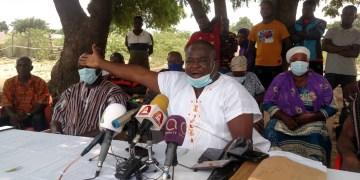 Numo Moses Beniana, head of the Beniana family