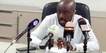 Kwame Agyeman-Badu, ECG MD