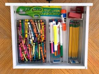 Homework supplies, Homework Station, Organization, Organized, Supplies