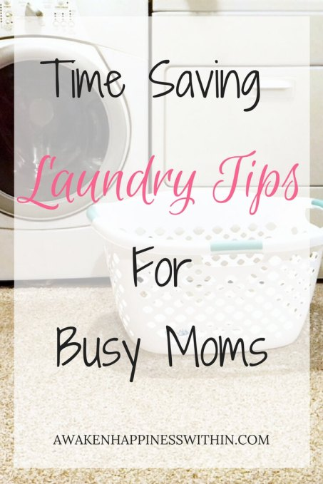 These time saving laundry tips make life, and doing laundry, so much easier. #Laundry Hacks #Laundry Tips