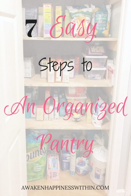 Pantry, Pantry Organization, Pantry Organization Ideas, DIY Pantry Organization, Best Pantry Organization, Pantry Organization on a Budget
