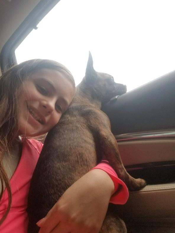 Love this dog