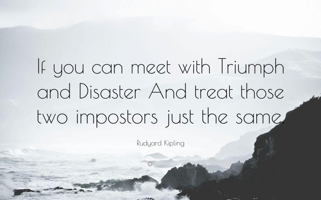 If — by Rudyard Kipling