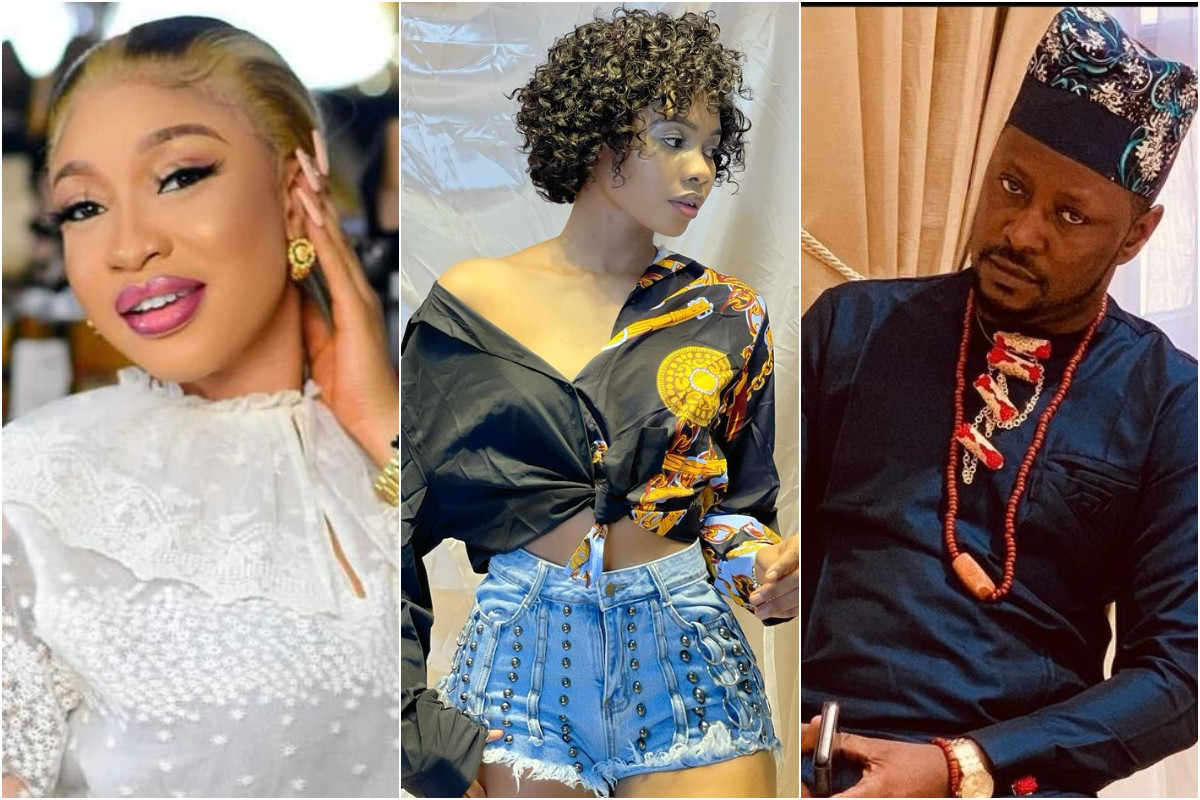 It is a taboo where I come from to sleep with a married married Isoko lady who will pay the ultimate price - Prince Kpokpogri defends friendship with Jane Mena after Tonto Dikeh's 'alert'