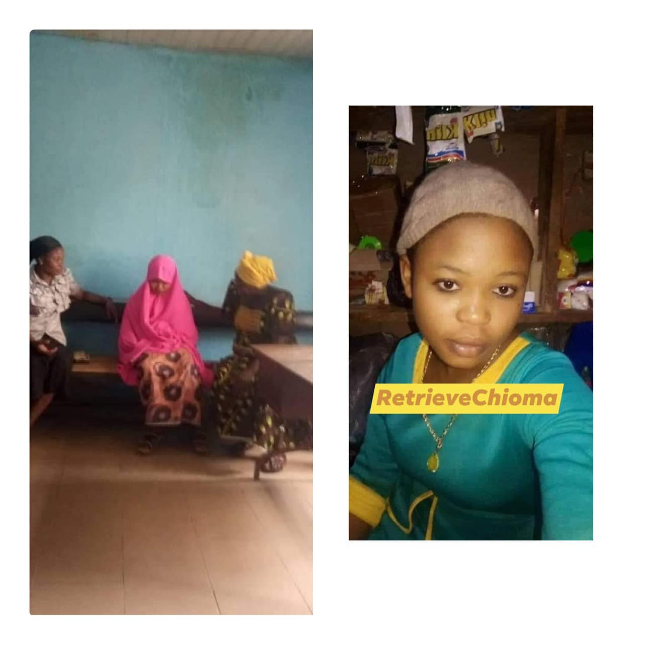 15-year-old secondary school student allegedly abducted in Enugu, forcefully converted to Islam and about to be married off in Kaduna