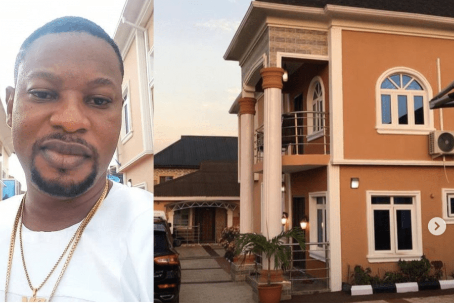 Gospel singer, Dare Melody gifts himself a house as celebrates his birthday