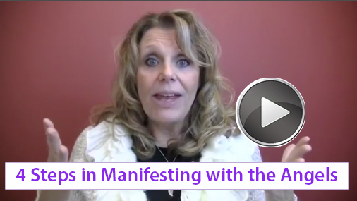 Four Steps in Manifesting – Ask, Release, Believe and Receive