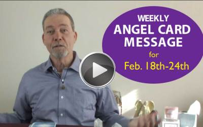 Frank's Weekly Angel Message 2-18-18 to 2-24-18