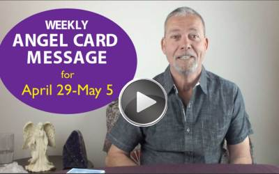 Frank's Weekly Angel Message 4-29-18 to 5-5-18