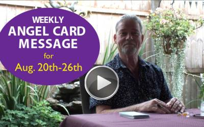 Frank's Weekly Angel Message 8-20-18 to 8-26-18
