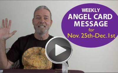 Frank's Weekly Angel Message 11-25-18 to 12-1-18