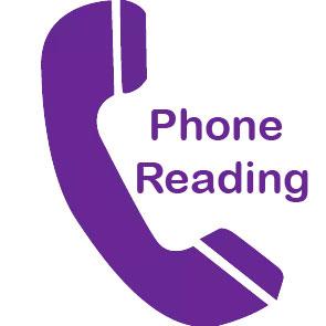 Phone Reading with Frank Borga