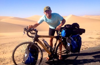 Cycling-bamboo-bike-on-second-bike-ride-across-USA-Rob-Greenfield-2