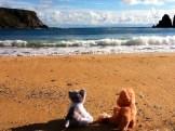 Malainn Bhig beach