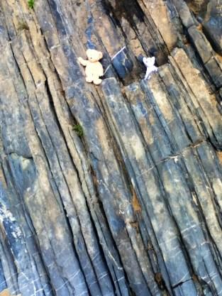 Silver Strand rocks