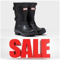 Hunter Boots on Sale - TODAY ONLY!