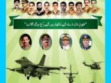 defence day posters 2014