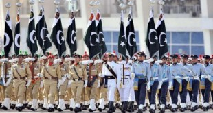 Pakistan Day Parade Pictures