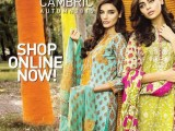 Khaadi Cambric 2015 collection