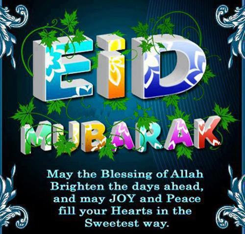 Eid-Mubarak-beautiful sms