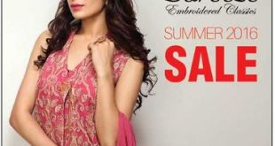 Bareeze Summer SALE