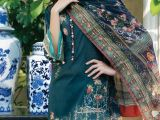 Alkaram Lawn Collection 2017