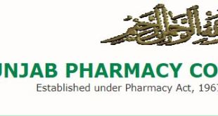 Punjab Pharmacy Council Qualifying Test result
