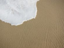 White sands in Cabo, Mexico