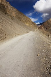 The open Himalayan road, India 2013.