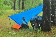 Surviving the rain, Georgia 2014