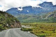 The typical Carretera Austral, Patagonia 2015.